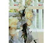 Home Ceremony Chair Cluster in Philadelphia, Pennsylvania, Petal Pusher Florist & Decorators