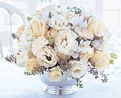 Cherished Vows Centerpiece in Chicago, Illinois, Prost Florist