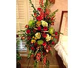 Funeral-2 in Loudonville, Ohio, Four Seasons Flowers & Gifts