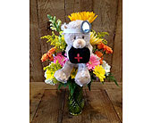 FEEL BETTER BOUQUET in Staten Island NY, Eltingville Florist Inc.