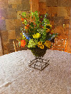 Sunlight Centerpiece in Alpharetta, Georgia, Flowers From Us