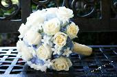 Blue Dream Bridal Bouquet in Alpharetta, Georgia, Flowers From Us