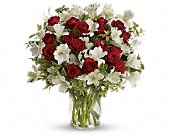 Endless Romance Bouquet in Valparaiso IN, House Of Fabian Floral