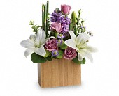 Kissed With Bliss by Teleflora in Ammon ID, Petal Passion
