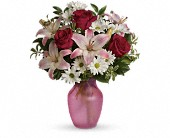 She's The One Bouquet in Smyrna GA, Floral Creations Florist