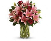 Asbury Park Flowers - So Enchanting Bouquet - Rose of Sharon Florist