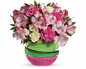 Spring Artistry Bouquet by Teleflora in Knoxville TN, Crouch Florist