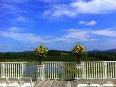 Vineyard Alter Perfection in Alpharetta, Georgia, Flowers From Us