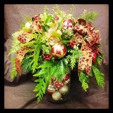 Custom Christmas Design in Bothell WA, The Bothell Florist