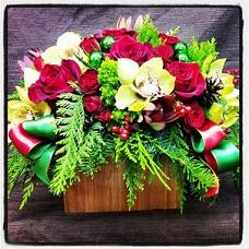 Contemporary Christmas Present in Bothell WA, The Bothell Florist