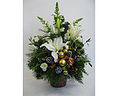 Philadelphia Flowers - Holiday Nostalgia - Valleygreen Flowers & Gifts