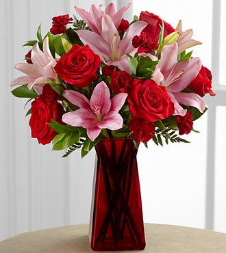 FTD-Love Rushes in in Woodbridge VA, Lake Ridge Florist