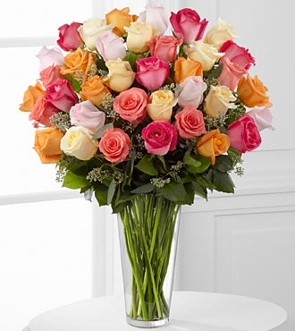 FTD-Graceful Grandeur Roses in Woodbridge VA, Lake Ridge Florist