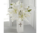 Faithful Blessings Bouquet in Washington IN, Myers Flower Shop