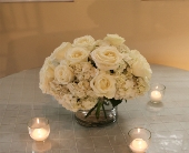 Heavenly White in Mamaroneck NY, Arcadia Floral Co.