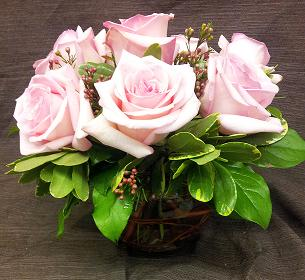 Perfect Pink Roses in Bothell WA, The Bothell Florist