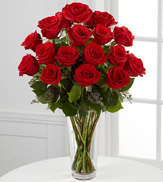 FTD-Log Stem Red Roses Bouquet in Woodbridge VA, Lake Ridge Florist