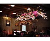 Wedding Reception in Kirkland, Washington, Fena Flowers, Inc.