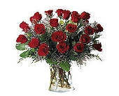 24 Red Roses in Staten Island NY, Eltingville Florist Inc.
