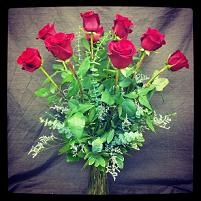 Dozen Premium Eco Roses in Bothell WA, The Bothell Florist