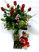 Classic Collection MED Package in Belleville ON, Live, Love and Laugh Flowers, Antiques and Gifts