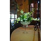 Wedding Reception in Boerne, Texas, An Empty Vase