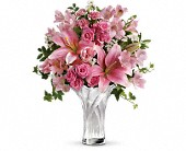 Williamsville Flowers - Teleflora's Celebrate Mom Bouquet - American Beauties Florist