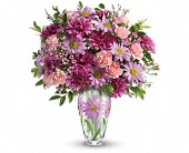 Teleflora's Sweet As Can Be Bouquet in Flint MI, Curtis Flower Shop