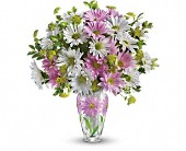 Thornhill Flowers - Teleflora's Sweet Blossoms Bouquet - Freshland Flowers