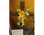 Decorative Cross in New Castle PA, Butz Flowers & Gifts