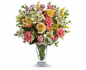 Meant To Be Bouquet by Teleflora in Ammon ID, Petal Passion