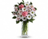 Sincerely Yours Bouquet by Teleflora in The Woodlands, Texas, Rainforest Flowers