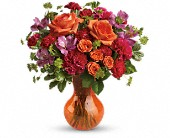 Teleflora's Fancy Free Bouquet in Charlotte NC, Starclaire House Of Flowers Florist