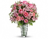 Conroe Flowers - Teleflora's Rose Fantasy Bouquet - Wildflower Florist