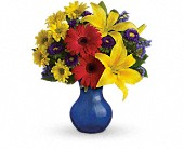 Boston Flowers - Teleflora's Summer Daydream Bouquet - Bunker Hill Florist