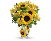Teleflora's Soak Up The Sun Bouquet in Highlands Ranch CO, TD Florist Designs