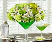 Apple Martini Bouquet in Los Angeles CA, 1-800 Flowers Conroys