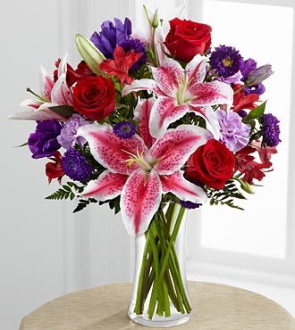 STUNNING BEAUTY BOUQUET in Vienna VA, Vienna Florist & Gifts