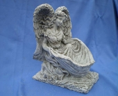 angel skirt bowl in Dover, Ohio, Baker Florist, LLC