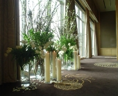 Wedding Ceremony 120 in Tacoma, Washington, Blitz & Co Florist