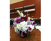 Custom Designs in Woodland Hills CA, Abbey's Flower Garden
