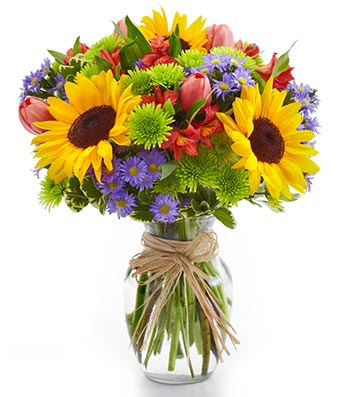 SPRING IN EUROPE BOUQUET in Vienna VA, Vienna Florist & Gifts