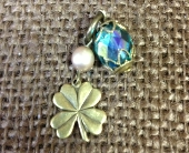 Lenny & Eva - Lucky Clover Charm in Colorado City TX, Colorado Floral & Gifts