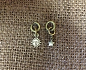 Lenny & Eva - Sun and Star Mini Charms in Colorado City TX, Colorado Floral & Gifts