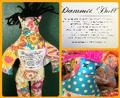 Dammit Dolls in Colorado City TX, Colorado Floral & Gifts