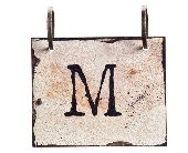 Words To Live By - Letter M in Colorado City TX, Colorado Floral & Gifts