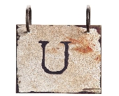 Words To Live By - Letter U in Colorado City TX, Colorado Floral & Gifts
