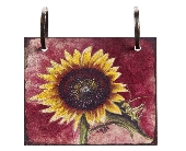 Words To Live By - Sunflower Tile in Colorado City TX, Colorado Floral & Gifts