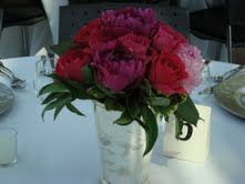 Shades of hot pink in Hilliard, Ohio, Hilliard Floral Design