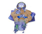 It''s a Boy Cookie Bouquet in Nationwide MI, Wesley Berry Florist, Inc.